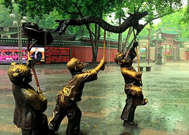 城市公共雕塑定做